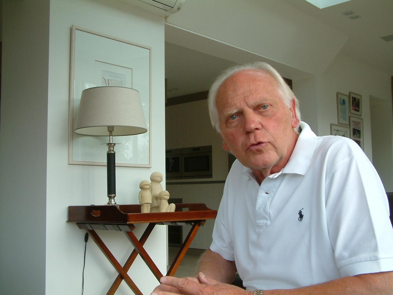 De vorba cu Andre Roodhooft